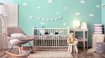 Baby + Baby Care + Nursery Décor